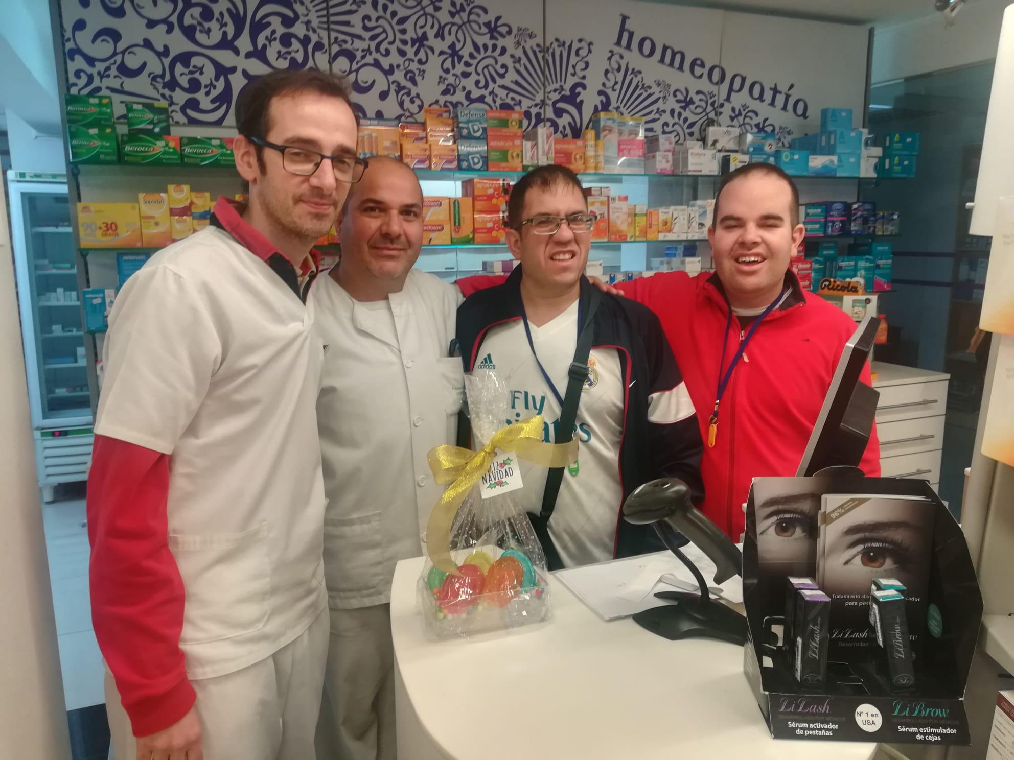 FARMACIA LUIS SAENZ DE BURUAGA - NERJA