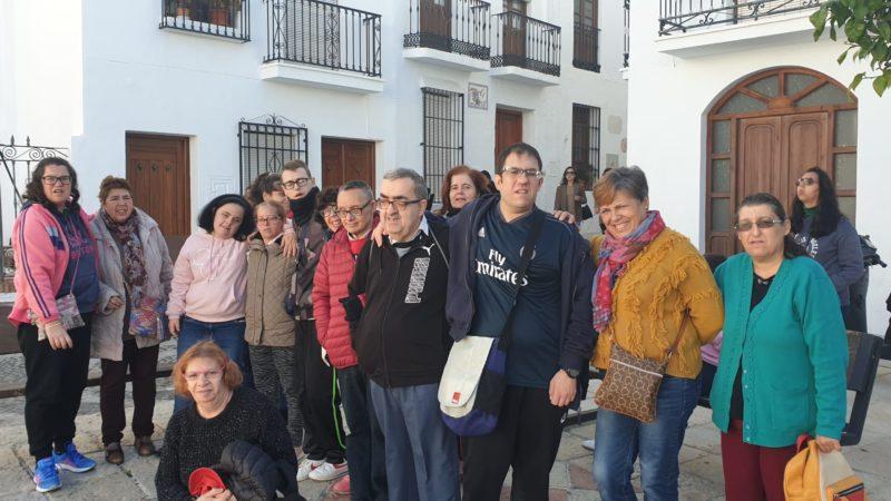 Visita Belenes de Frigiliana
