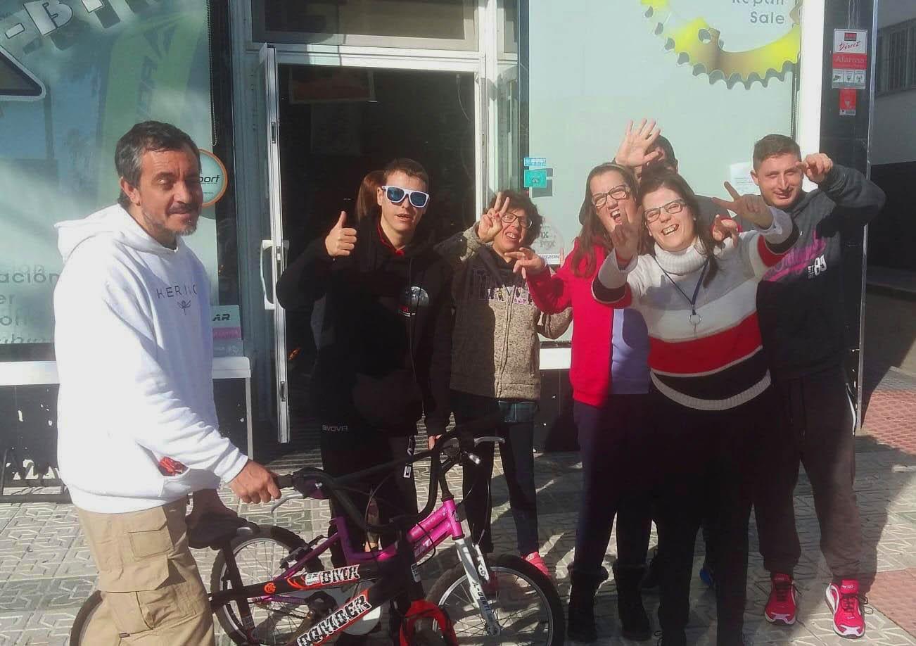 Bicicletas X-Bike Nerja