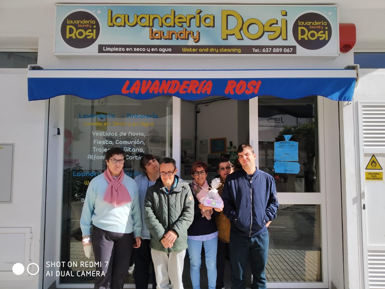 LAVANDERIA ROSI - NERJA
