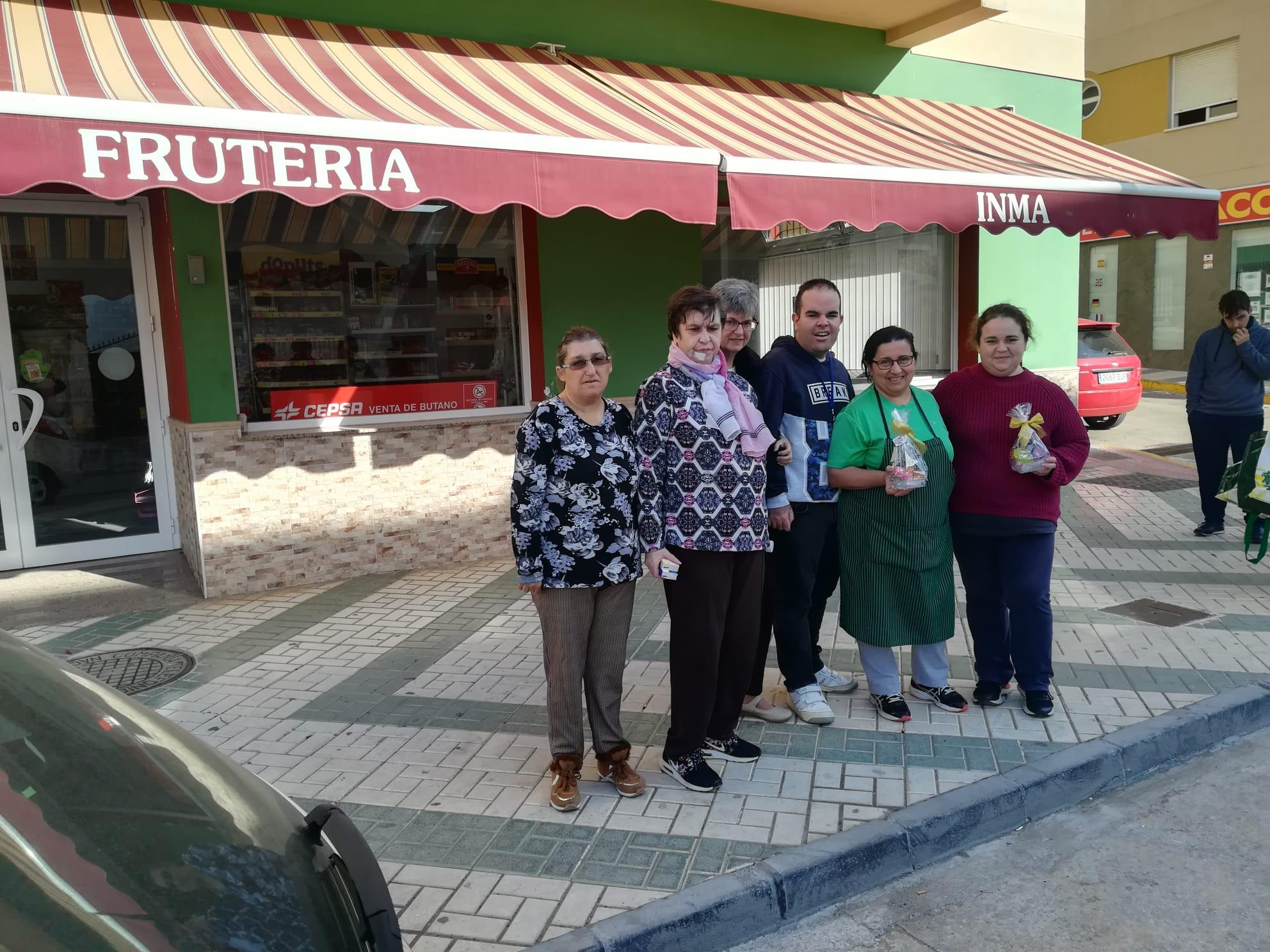 FRUTERIA INMA - EL MORCHE