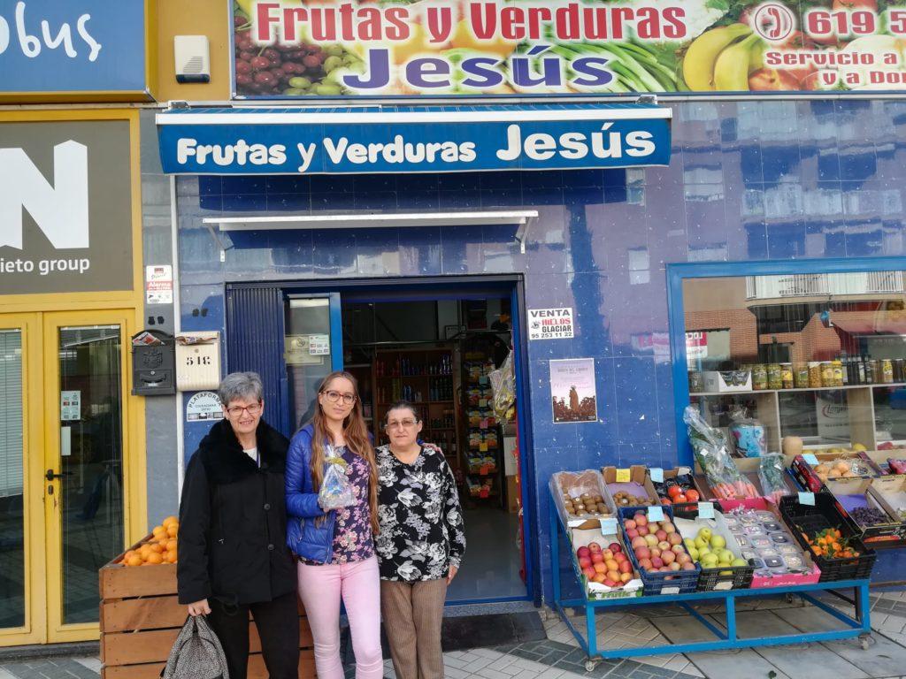 FRUTERIA JESUS - EL MORCHE