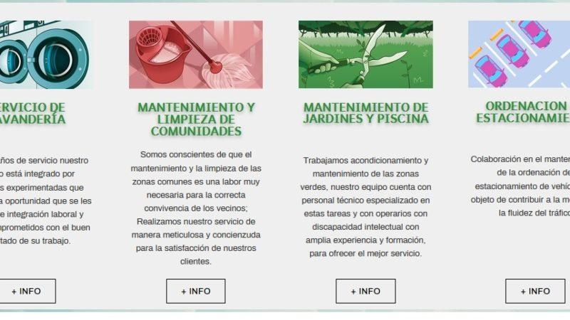 «LOS APOYOS NATURALES» – Centro Especial de Empleo