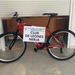 Entrega de Bicicleta – Día del Pedal 2020