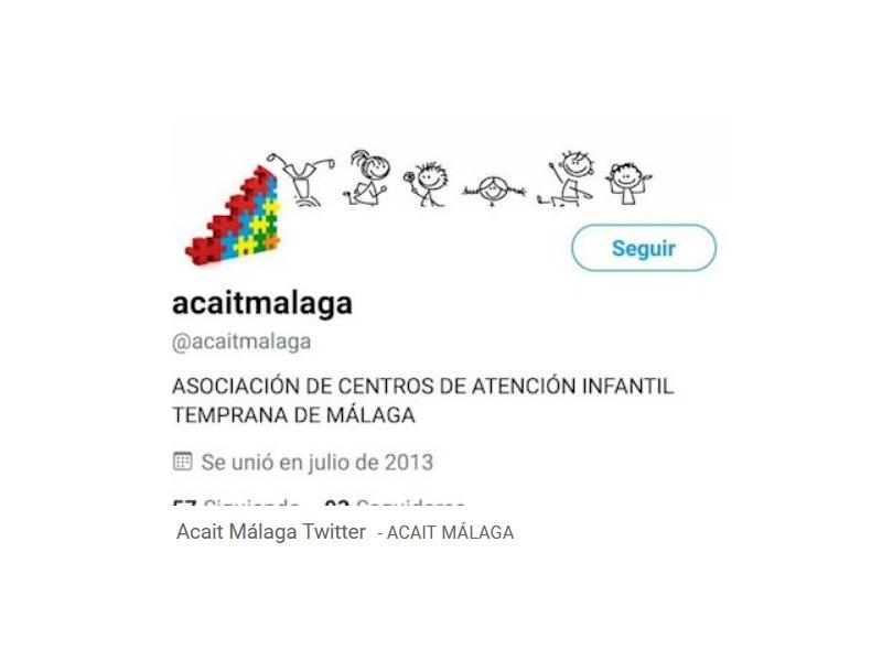Centros de atención  temprana de Málaga realizan un plan online de apoyo a niños con diversidad funcional y sus familias