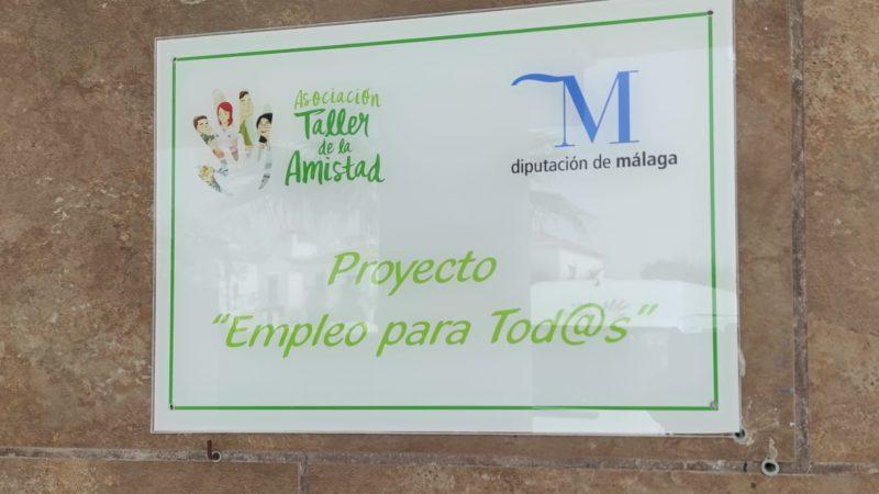 "Proyecto ""Empleo para Tod@s"""