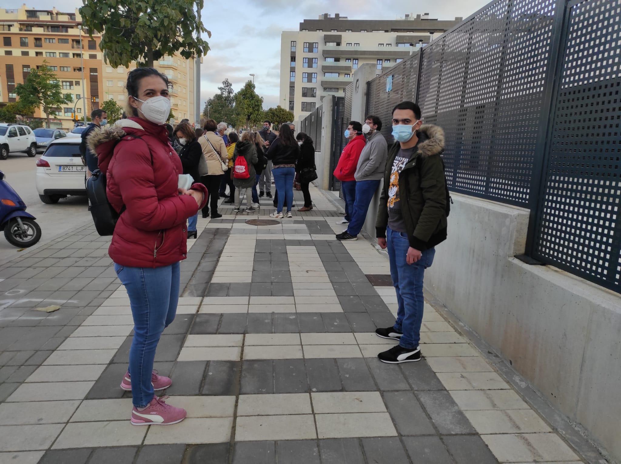 foto examen oposiciones II