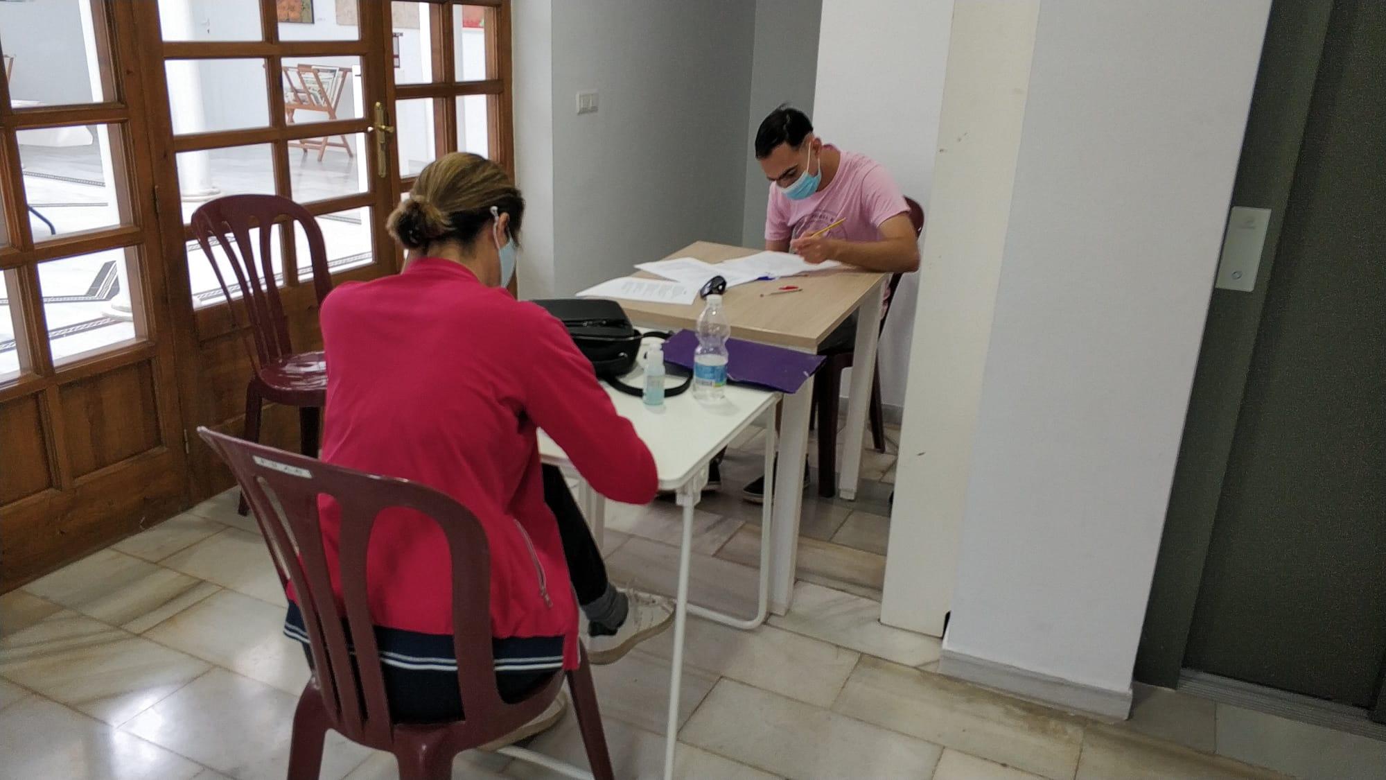 foto preparación de oposiciones II